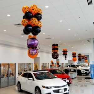 Corporate Event Balloons